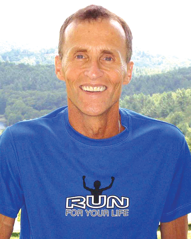 Minnesota marathon runner Dick Beardsley has faced death multiple times, yet retains a positive outlook on life. He will be sharing his story with the DC community Wednesday, Feb. 6 at the Performing Arts Center.