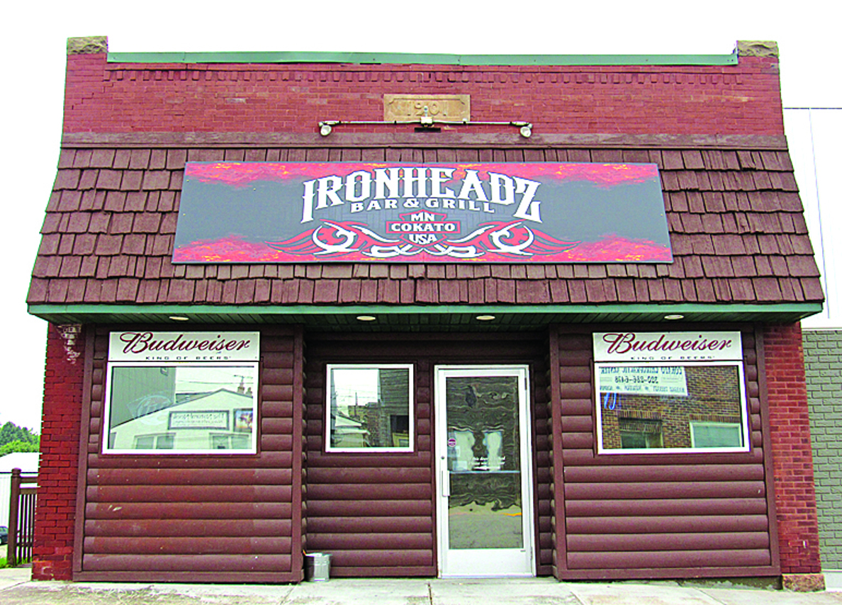 The Iron Horse Grill and Saloon is now IronHeadz Bar and Grill.