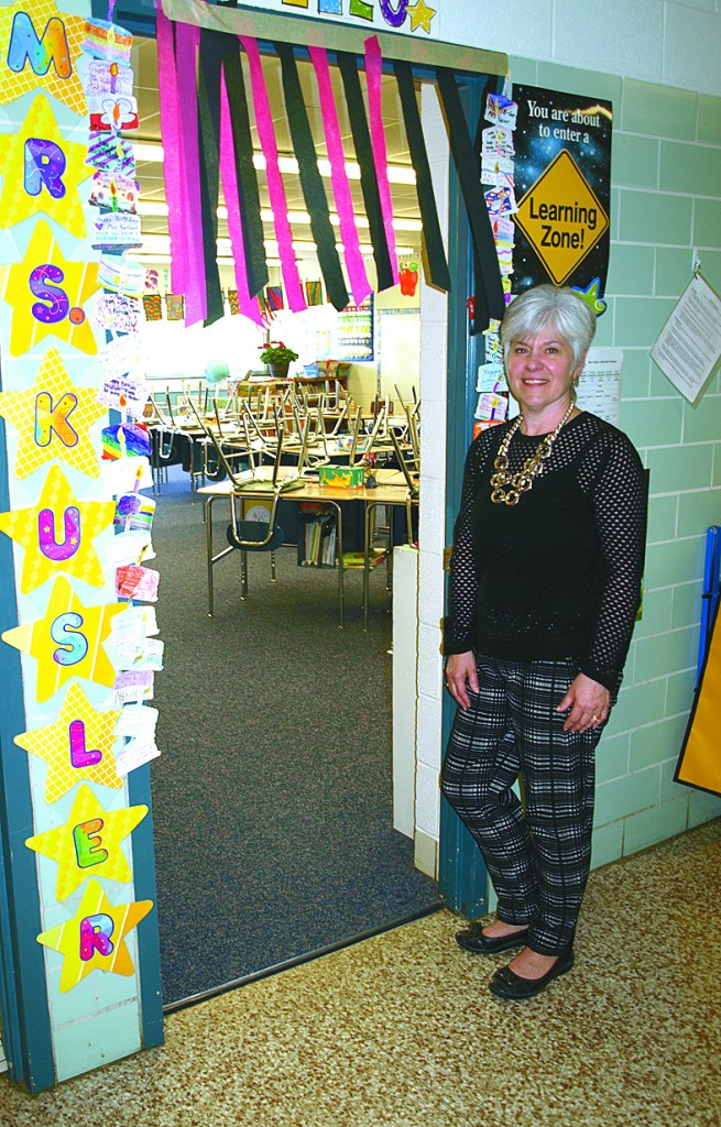 Cokato Elementary teacher Pat Kusler, retiring at the end of this school year, said she cannot imagine a career more rewarding than teaching.