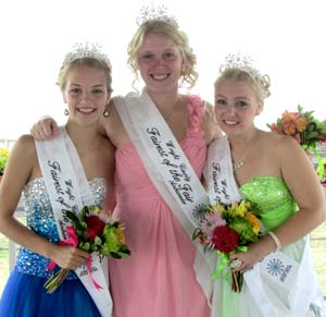 lemke is crowned fairest of the fair at enterprise dispatch blog