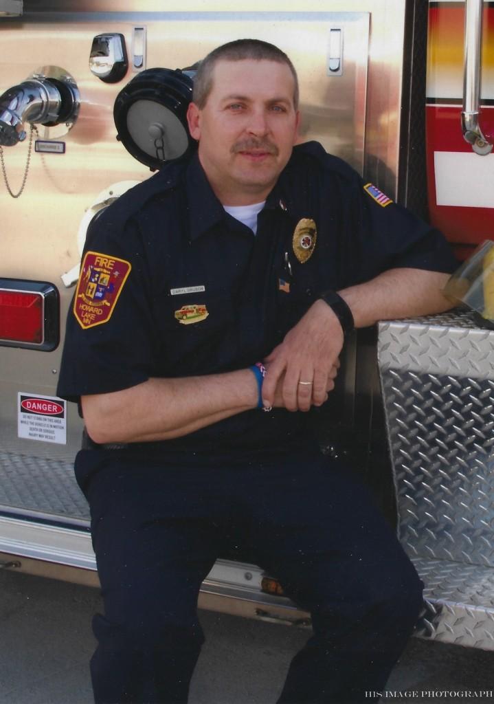 Howard Lake Fire Chief Daryl Taddy Drusch(1)