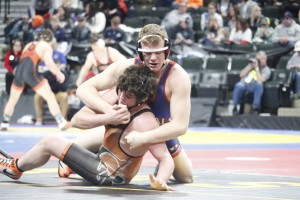 With a record of 28-3 and a fourth-place finish at the Class AA state tournament, Watertown-Mayer's Nick Nolan is the Herald Journal Wrestler of the Year.