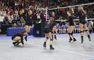 MISSION ACCOMPLISHED: Mayer Lutheran swept MInneota in the Class A state title game to repeat as state champions.