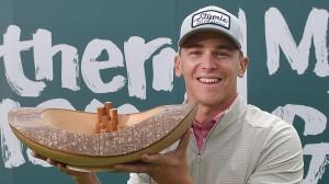 Tyler Koivisto trophy