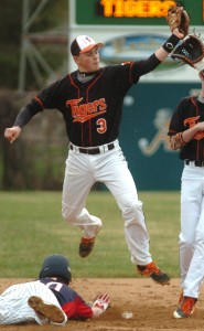 The high school baseball career of Delano shortstop Nate Norman will conclude at the 42nd Annual Play Ball! Minnesota High School Baseball All-Star Series June 24-25 in Chanhassen and Chaska. Norman will play for the Metro West team Photo by Matt Kane