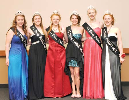 Carver County Dairy Princesses