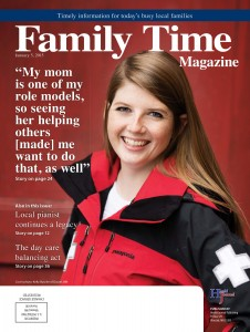 Herald Journal's new Family Time magazine