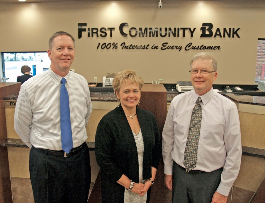 First Community Bank in Lester Prairie is proud to serve the community.