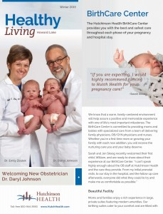 Hutchinson Health 2015 winter newsletter