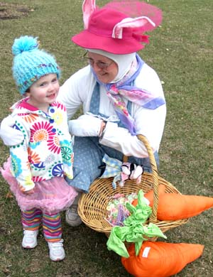 Lester Prairie Easter Egg Hunt