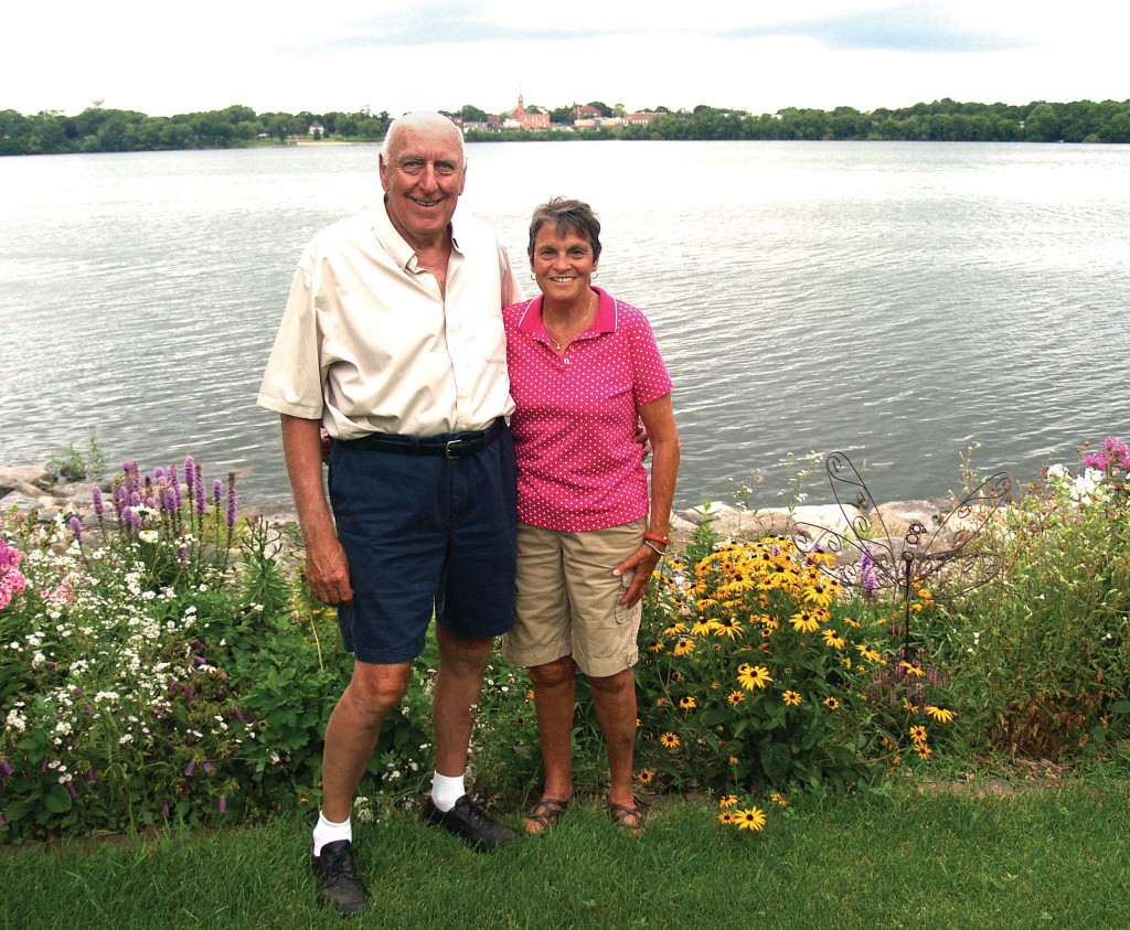 Jack and Petie Littfin