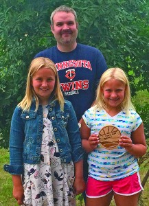 Prairie Days medallion hunt winners