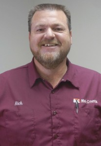 Rich Pauly joins Mid-County Coop in Cologne