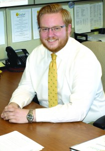 Dan Tienter's first day as Winsted's city administrator was Aug. 10.